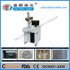 High Accuracy 30W Fiber Metal Laser Marking Machine 100mmx100mm