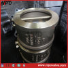 Aluminium Bronze Wafer Type Double Disc Swing Check Valve