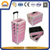 Aluminum Cosmetic Trolley Beauty Case (HB-3308)