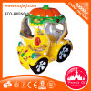Pumpkin Car Kids Ride Coin Game
