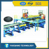 Steel Corrugated Web H-Beam Horizontal Assembly Production Line