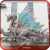 Dragon Animatronic Resin Chinese Dragon Statue