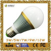 5W LED Bulb E27 E26 B22 with CE Certification