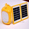 2W Portable Rechargeable LED Solar Camping Lantern for Outdoor Use