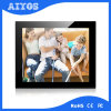 17 Inch 1280*1024 Pixel Picture Digital Player Frame