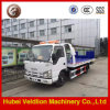 Japan Brand Hot Sale 3 Ton Flatbed Wrecker Towing Truck, Recovery Truck on Sale