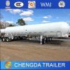 Cryogenic Tanker Truck LNG Storage Tank Price for Sale
