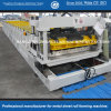 Roofing Glazed Step Tile Rolling Forming Machine