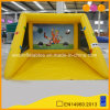 Yellow Inflatable Soccer Kick Games Inflatables Football Games for Kid (AQ1828-1)