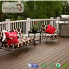 Foshan Manufacturer Weather Resistance WPC Top Decking for Outdoor