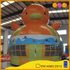 Realistic Low Price Inflatable Duck Moonwalk Bouncer (AQ349-6)
