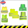 High Quality Colorful Adult Safety Mesh Reflective Vest with Zipper