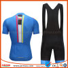 Fashionable Promotional Logo Printed Padded Cycling Jersey