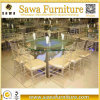 Dining Table Set Round Table LED Dining Table