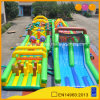 Giant Long Challenge Inflatable Obstacle Course for Kids Toy (AQ14238)