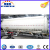 Best Seller 35cbm 3axle Bulk Cement Tanker with Water Tank