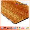 New Arrival! High Quality PVDF Decorative Aluminium Composite Panel Wood