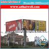 Three Sides Steel Structure Advertising Billboard