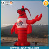Custom Made Advertising Inflatable Lobser Cartoon Model for Malls / Kids