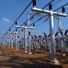 35 Kv Power Transmission Supporting Structure of Substation Bus