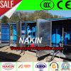 on-Line Waste Transformer Oil Filtration Plant, Oil Regeneration Unit