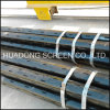 CNC Laser Cutting Slotted Pipe API Casing Pipe Round Hole Drilled Pipe
