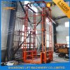 Guide Rail Chain Elevator Freight Upright Cargo Lift