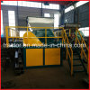 Double Shafts Bottles/Bags/Waste/Plastic Recycling Machine
