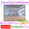 Wooden Color PVC Rolls Indoor Basketball Court Commercial Home Flooring