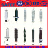 China 21kv Porcelain Zinc Oxide Lightning Arrester - China Lightning Arrester, Types of Lightning Arrester