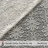 Soft Raschel Flower Fabric Lace (M1376)