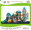 Kaiqi Medium Sized Cool Robot Themed Children′s Playground with Rocket Tower! (KQ20073A)