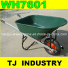 America Market 100L 7 Cbf Aluminum Alloy Handle Plastic Tray Wheel Barrow Wh7601 From Wheelbarrow Manufacturer