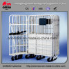 Warehouse Foldable Wire Cage Roll Container