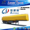 3 Axle Gasoline Tanker Fuel Semi Trailer