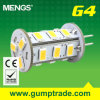 Mengs® G4 4W LED Bulb with CE RoHS SMD, 2 Years' Warranty (110130017)