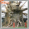Wholesale Decoration Furniture Artificial Tree House Dry Tree