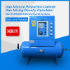 Gas Mixture Density Calculator/Gas Mixing Cabinet From Factory