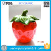 Wholesale Bright Color Strawberry Candy Storage Box with Lid