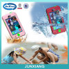 High Leakproofness Waterproof Mobile Phone Case for iPhone 5/5s