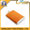 Newest Steel Wine Flask with Custom Logo for Gift (KF-002)