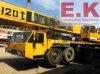 120ton Used Liebhe Jib All Terrain Hoist Crane (LTM1120)