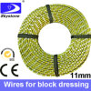 Wire Saw for Granite and Marble Block Dressing Stationary Machine