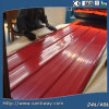 ISO Trapezoidal Steel Sheel for Wall and Roofing