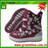 Kids Winter Snow Boot Hook & Loop Warm Girl Snow Boots