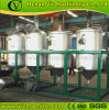 Edible Oil Refinery Plant for Soybean Oil, Sunflower Seeds Oil and Peanut Oil