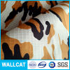 Printed Ribstop 100% Polyester Fabric for Garment and Lining