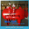 Horizontal Foam Bladder Tank for Firefighting