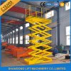 Warehouse Cargo Hydraulic Fixed Scissor Lift for Sale