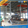 Double Layers Scissor Car Lift for Home Garage